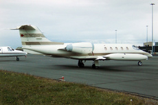 Aircraft photo of N3NP - Gates Learjet 36A, taken by David Tanner (via Daniel Tanner) at Adelaide - International (YPAD / ADL) in South Australia, Australia on 26 October 1986.