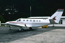Aircraft Photo of VH-OAA | Cessna 441 Conquest | O'Connor's Air Services | AirHistory.net #45093