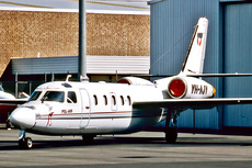 Aircraft Photo of VH-AJV | Israel Aircraft Industries IAI-1124 Westwind 1 | Pel-Air Aviation | AirHistory.net #45492