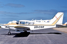Aircraft Photo of VH-CSR | Piper PA-23-250 Aztec D | Southern Air Services - SAS | AirHistory.net #49267