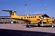 Aircraft Photo of VH-NSF | Beech 200C Super King Air | NSCA - National Safety Council of Australia | AirHistory.net #49822
