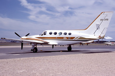 Aircraft Photo of VH-DRB | Cessna 421C | AirHistory.net