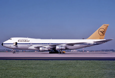 Aircraft Photo of D-ABYH | Boeing 747-230B | Condor Flugdienst | AirHistory.net
