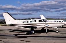 Aircraft Photo of VH-HMG | Cessna 402C Businessliner | AirHistory.net #52022