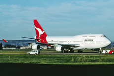 Aircraft Photo of VH-OJF | Boeing 747-438 | Qantas | AirHistory.net #53364