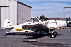Aircraft Photo of VH-SEH | Piper PA-25-235 Pawnee D | Agricair | AirHistory.net #55283