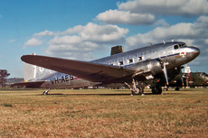 Aircraft Photo of VH-AES | Douglas DC-3(C) | Trans-Australia Airlines - TAA | AirHistory.net #42130
