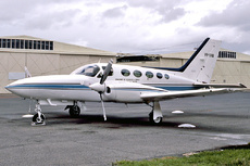 Aircraft Photo of VH-DRB | Cessna 421C | Air Research Mapping | AirHistory.net