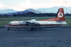 Aircraft Photo of VH-FNA | Fokker F27-200 Friendship | Ansett Airlines of Papua New Guinea | AirHistory.net