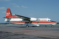 Aircraft Photo of C-GSFS | Fokker F27-600(AT) Friendship | Conair Aviation | AirHistory.net