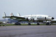 Aircraft Photo of N273R | Lockheed L-749A Constellation | Central American Airways - CAA | AirHistory.net #271565