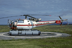 Aircraft Photo of C-FCAZ | Aerospatiale SA-316B Alouette III | Canadian Coast Guard | AirHistory.net
