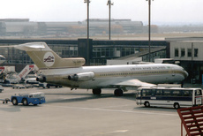 Aircraft Photo of 5A-DIH | Boeing 727-2L5/Adv | Libyan Arab Airlines | AirHistory.net #69141