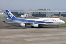 Aircraft Photo of JA8097 | Boeing 747-481 | All Nippon Airways - ANA | AirHistory.net #136596