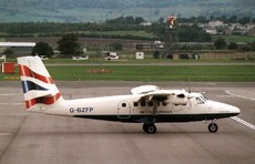 Aircraft Photo of G-BZFP | De Havilland Canada DHC-6-300 Twin Otter | British Airways | AirHistory.net #77570