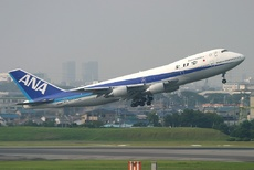 Aircraft Photo of JA8147 | Boeing 747SR-81 | All Nippon Airways - ANA | AirHistory.net #78690