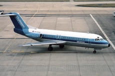 Aircraft Photo of PH-CHN | Fokker F28-4000 Fellowship | NLM Cityhopper | AirHistory.net #81958