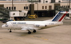 Aircraft Photo of F-GBBS | Fokker F28-1000 Fellowship | Air France | AirHistory.net #81937
