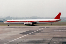 Aircraft Photo of N21UA | McDonnell Douglas DC-8-61 | AirHistory.net