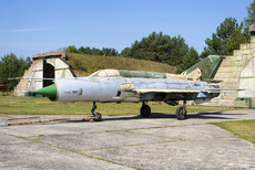 Aircraft Photo of Mikoyan-Gurevich MiG-21... | East Germany - Air Force | AirHistory.net #90739