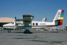 Aircraft Photo of N143SA | De Havilland Canada DHC-6-300 VistaLiner | Scenic Airlines | AirHistory.net