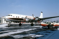 Aircraft Photo of N842D | Douglas DC-7B | Christopher One | AirHistory.net