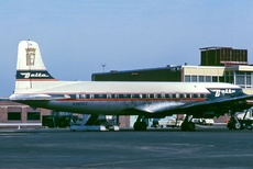 Aircraft Photo of N4885C | Douglas DC-7B | Delta Air Lines | AirHistory.net