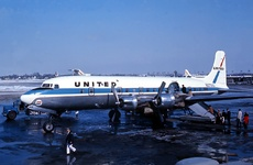 Aircraft Photo of N37563 | Douglas DC-6B | United Airlines | AirHistory.net