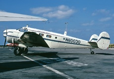 Aircraft Photo of N80030 | Beech D18S | Trans Island Airways | AirHistory.net