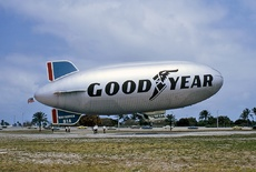 Aircraft Photo of N1A | Goodyear GZ-19A Blimp | Goodyear | AirHistory.net