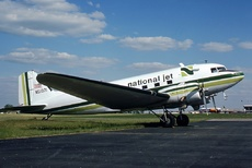 Aircraft Photo of N51071 | Douglas DC-3A | National Jet Services | AirHistory.net #41397