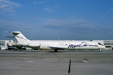 Aircraft Photo of N677MC | McDonnell Douglas DC-9-51 | Muse Air | AirHistory.net
