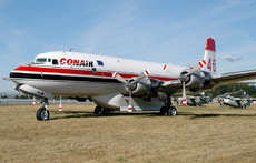 Aircraft Photo of C-GHLY | Douglas DC-6B(AT) | Conair Aviation | AirHistory.net