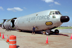 Aircraft Photo of 59-0536 | Douglas C-133B Cargomaster | USA - Air Force | USA - Air Force | AirHistory.net #24821
