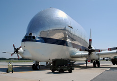 Aircraft Photo of N941NA | Aero Spacelines 377SGT Super Guppy Turbine | NASA - National Aeronautics and Space Administration | AirHistory.net #11700