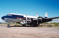 Aircraft Photo of N4887C | Douglas DC-7B(AT) | International Air Response | AirHistory.net