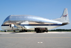 Aircraft Photo of N941NA | Aero Spacelines 377SGT Super Guppy Turbine | NASA - National Aeronautics and Space Administration | AirHistory.net #11127