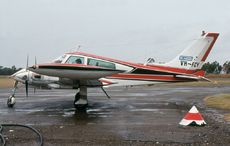 Aircraft Photo of VH-FCY | Cessna 310N | Island Air | AirHistory.net #12567