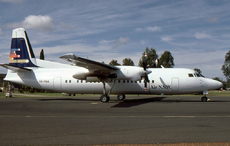 Aircraft Photo of VH-FNA | Fokker 50 | Air NSW | AirHistory.net