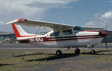 Aircraft Photo of VH-SRJ | Cessna 210L Centurion | Southern Air Services - SAS | AirHistory.net #29058