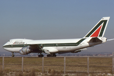 Aircraft Photo of I-DEMP | Boeing 747-243B | Alitalia | AirHistory.net