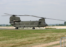 Aircraft Photo of ZA705 | Boeing Chinook HC2 (352) | UK - Air Force | AirHistory.net
