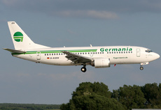 Aircraft Photo of D-AGEK | Boeing 737-3M8 | Germania | AirHistory.net