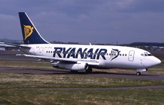 Aircraft Photo of EI-CKS | Boeing 737-2T5/Adv | Ryanair | AirHistory.net