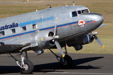Aircraft Photo of VH-AES | Douglas DC-3(C) | Trans-Australia Airlines - TAA | AirHistory.net #32691