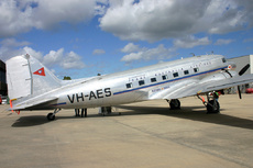 Aircraft Photo of VH-AES | Douglas DC-3(C) | Trans-Australia Airlines - TAA | AirHistory.net #35719
