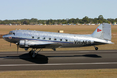 Aircraft Photo of VH-AES | Douglas DC-3(C) | Hawdon Operations | Trans-Australia Airlines - TAA | AirHistory.net #39930