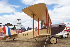 Aircraft Photo of 19-3712 | Curtiss JN-4D Jenny (replica) | AirHistory.net #43441