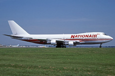 Aircraft Photo of N303TW | Boeing 747-257B | Nationair | AirHistory.net