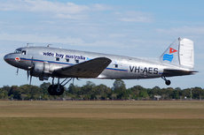 Aircraft Photo of VH-AES | Douglas DC-3(C) | Trans-Australia Airlines - TAA | AirHistory.net #47209